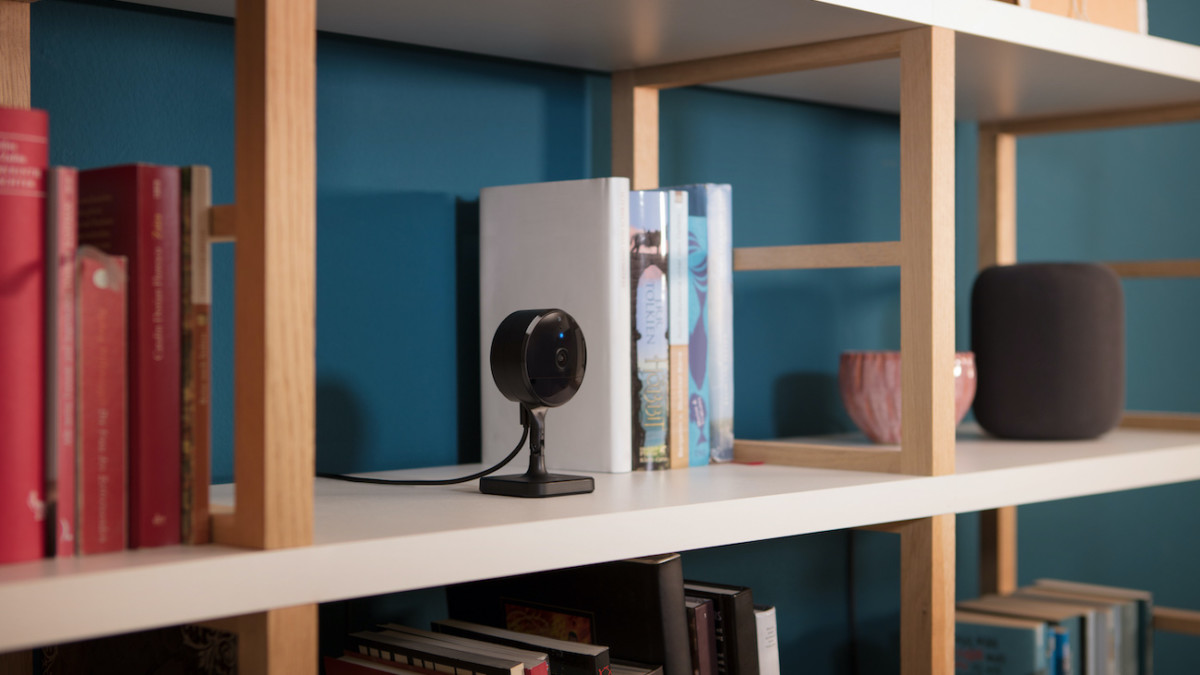Eve Systems Eve Cam Secure Camera keeps your home private