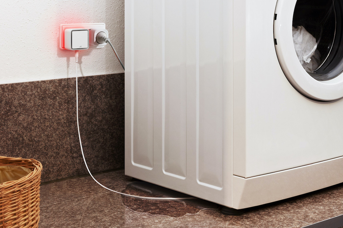 Eve Systems Water Guard Smart Leak Detector will save your floors