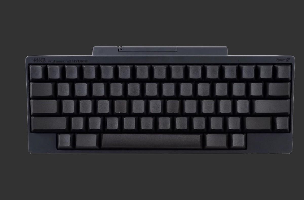 Fujitsu Happy Hacking Bluetooth Keyboard now has a USB-C port