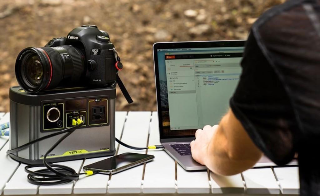 Goal Zero Yeti X Portable Battery Line