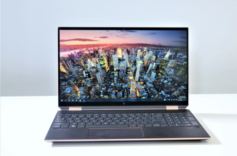 HP Spectre X360 15 Convertible Laptop now offers a 4K OLED screen option
