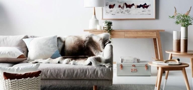 How to create a cozy space to make it through winter