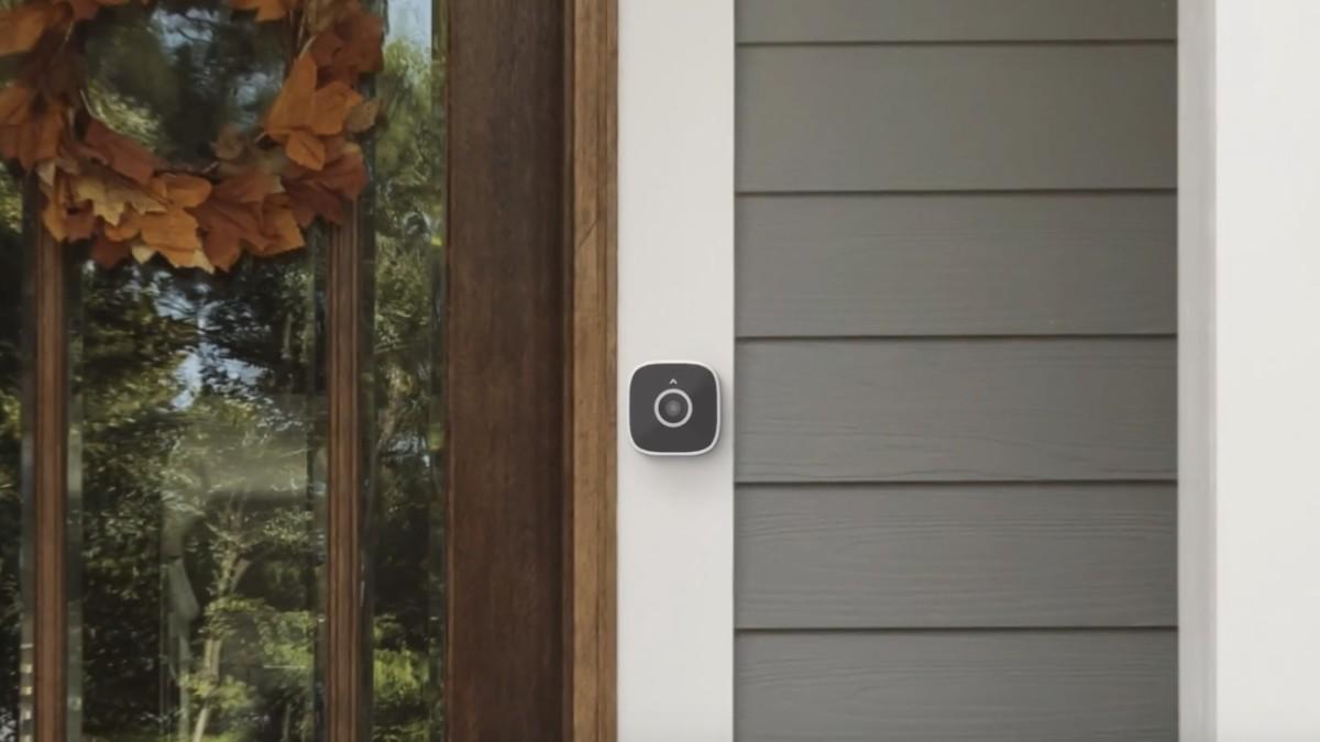 Abode Outdoor/Indoor Smart Security Camera is extremely versatile