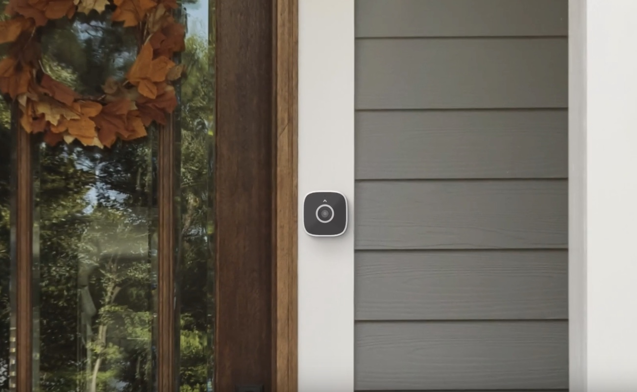 Abode Outdoor/Indoor Smart Security Camera