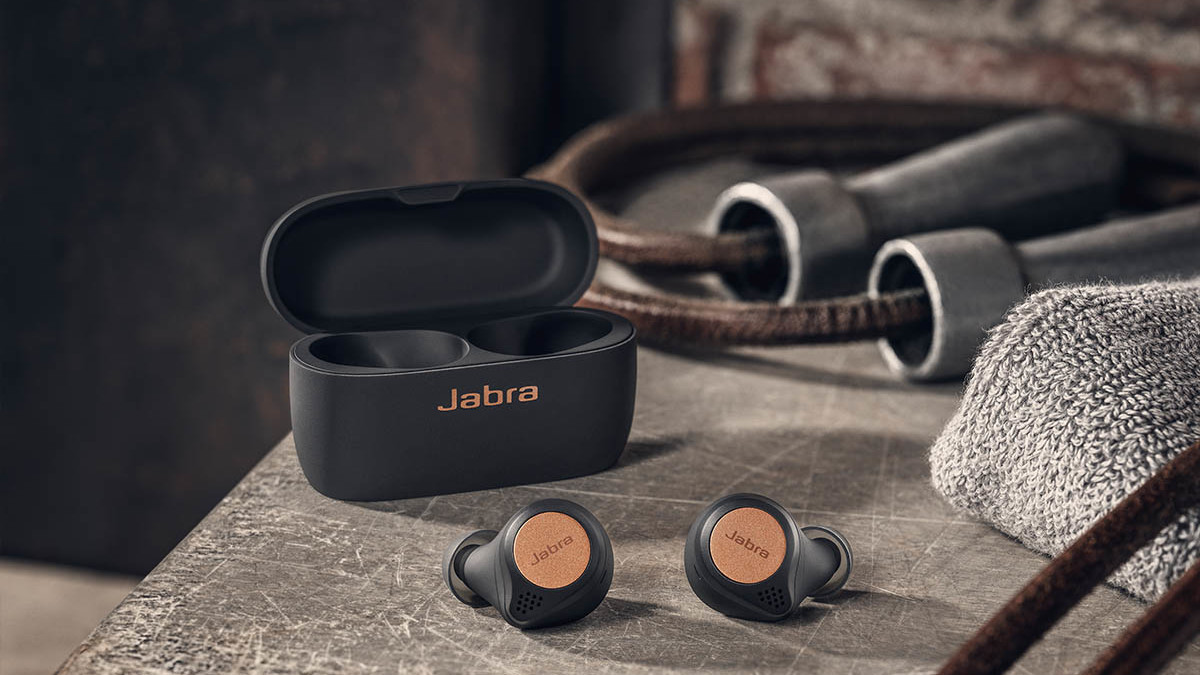 The Jabra Elite Active 75t Are Seriously Sweatproof Earbuds