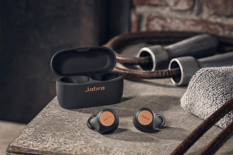 Jabra Elite Active 75t Wireless Earbuds complement your active life