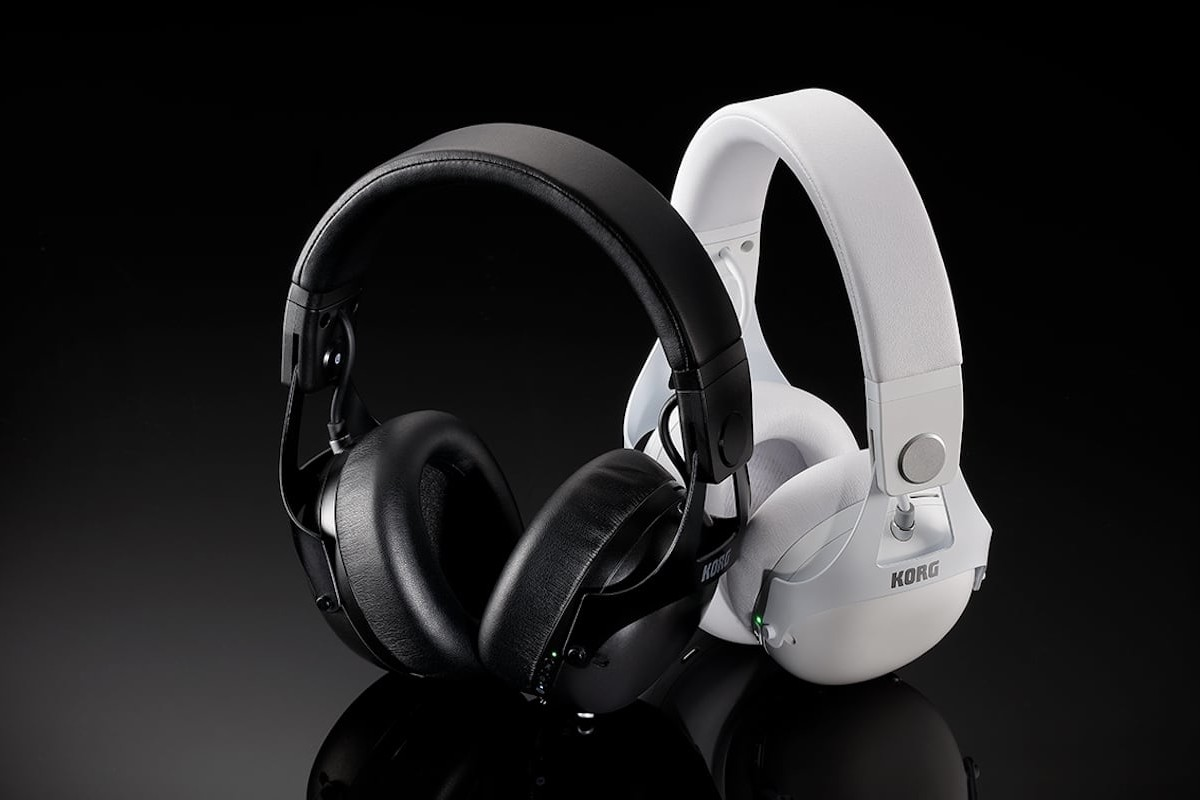 Korg NC-Q1 Smart Noise-Canceling Headphones offer features that will impress the pros