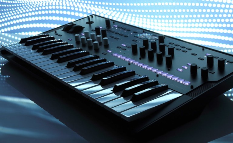 Korg Wavestate Wave Sequencing Synthesizer lets you create practically unheard-of sounds