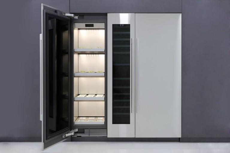 LG Indoor Garden Appliance grows produce year-round