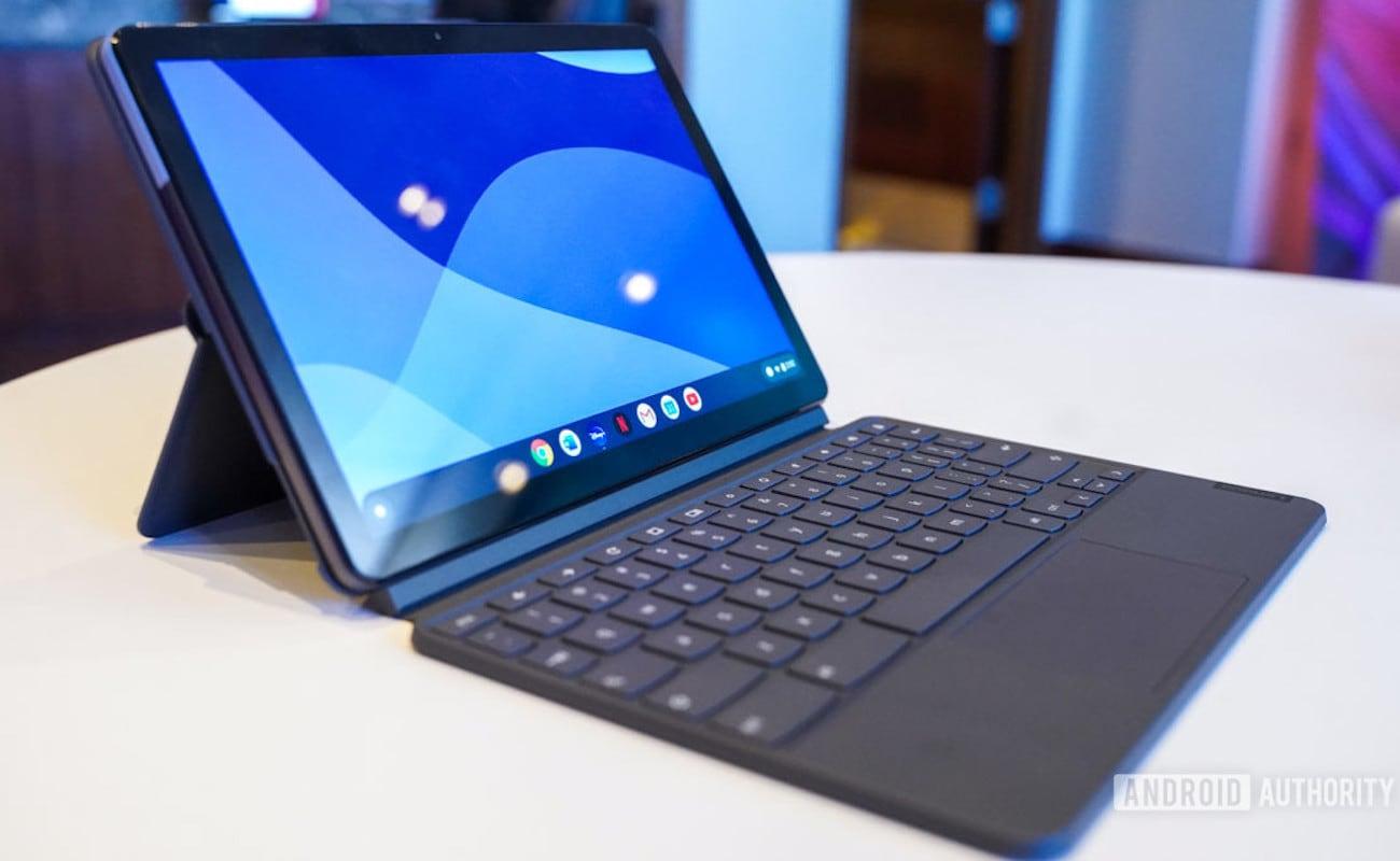 Lenovo Chromebook Duet 2-in-1 Detachable