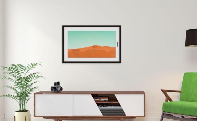 Lenovo Smart Frame Wall-Mounted Photo Display
