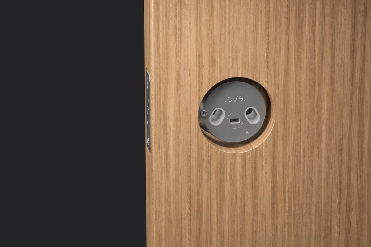 Level Invisible Smart Lock gives you keyless entry to your home