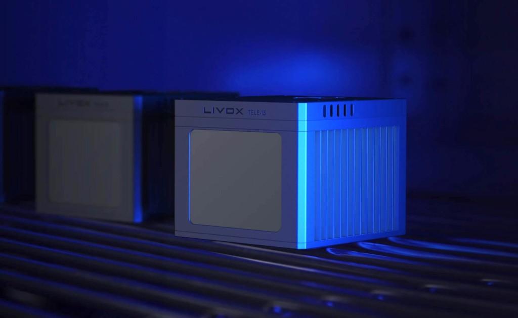 Livox Horizon & Tele-15 Automotive LiDAR Devices