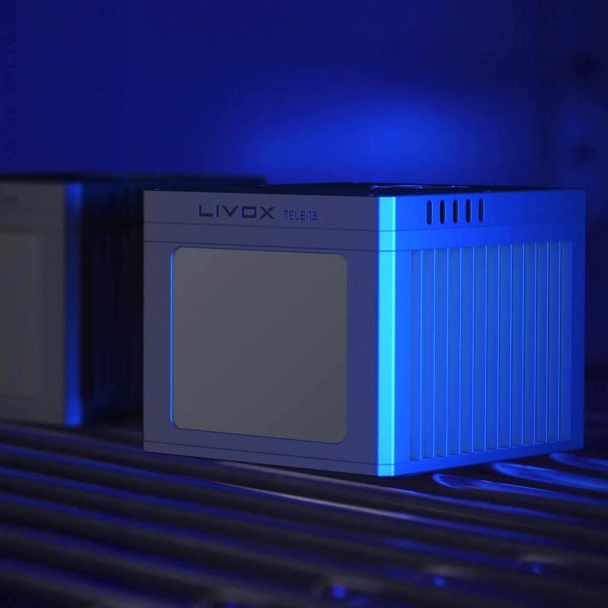 Livox Horizon & Tele-15 Automotive LiDAR Devices are helpful for autonomous driving