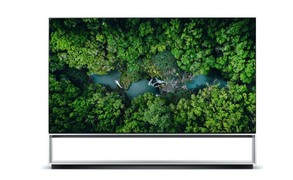LG Real 8K OLED Ultra HD TV