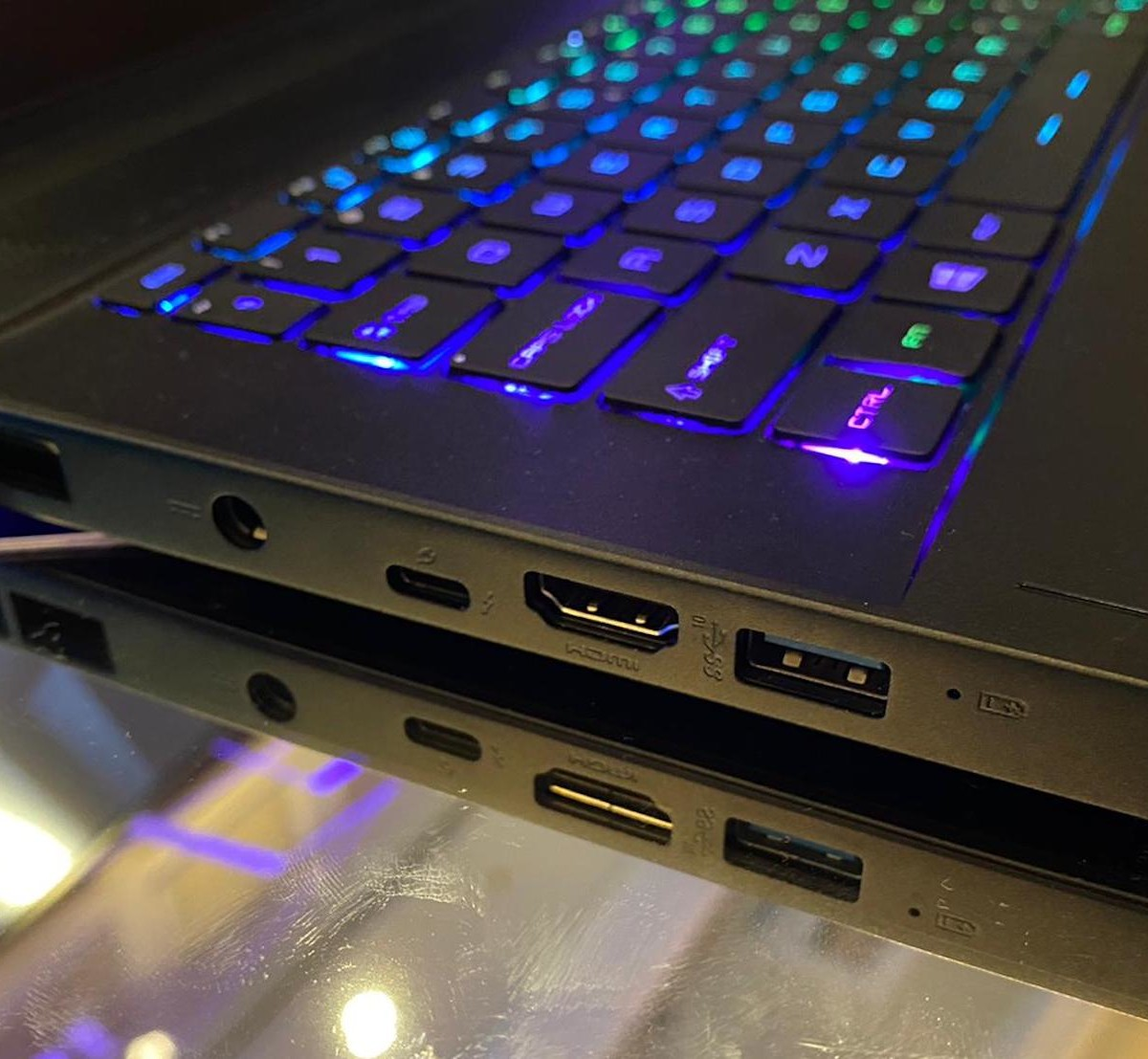 The Msi Gs66 Stealth Packs A 99 9 Whr Battery Capacity