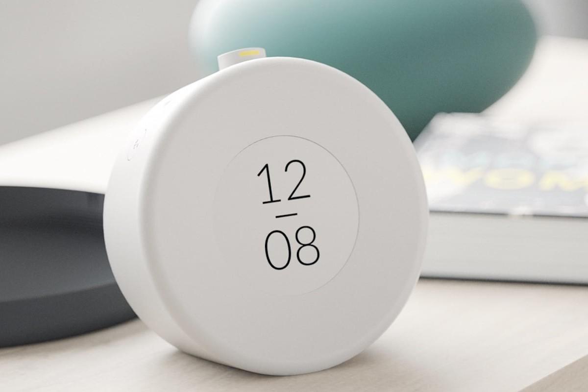 Mudita Bell Calming Alarm Clock will help you rest better