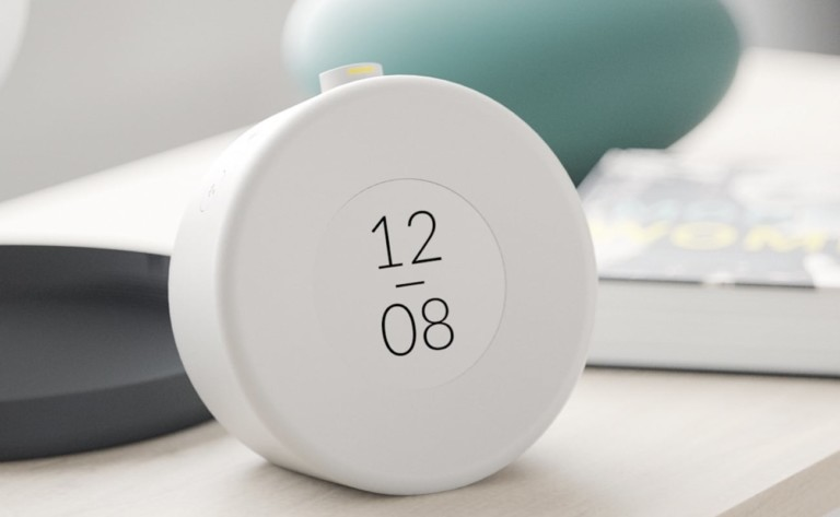 Mudita Bell Calming Alarm Clock will help you rest better