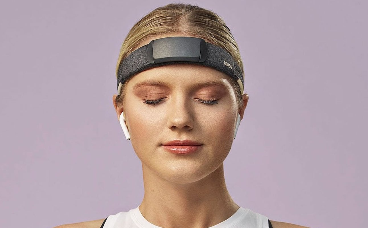 Muse S Brain Sensing Headband helps you meditate better