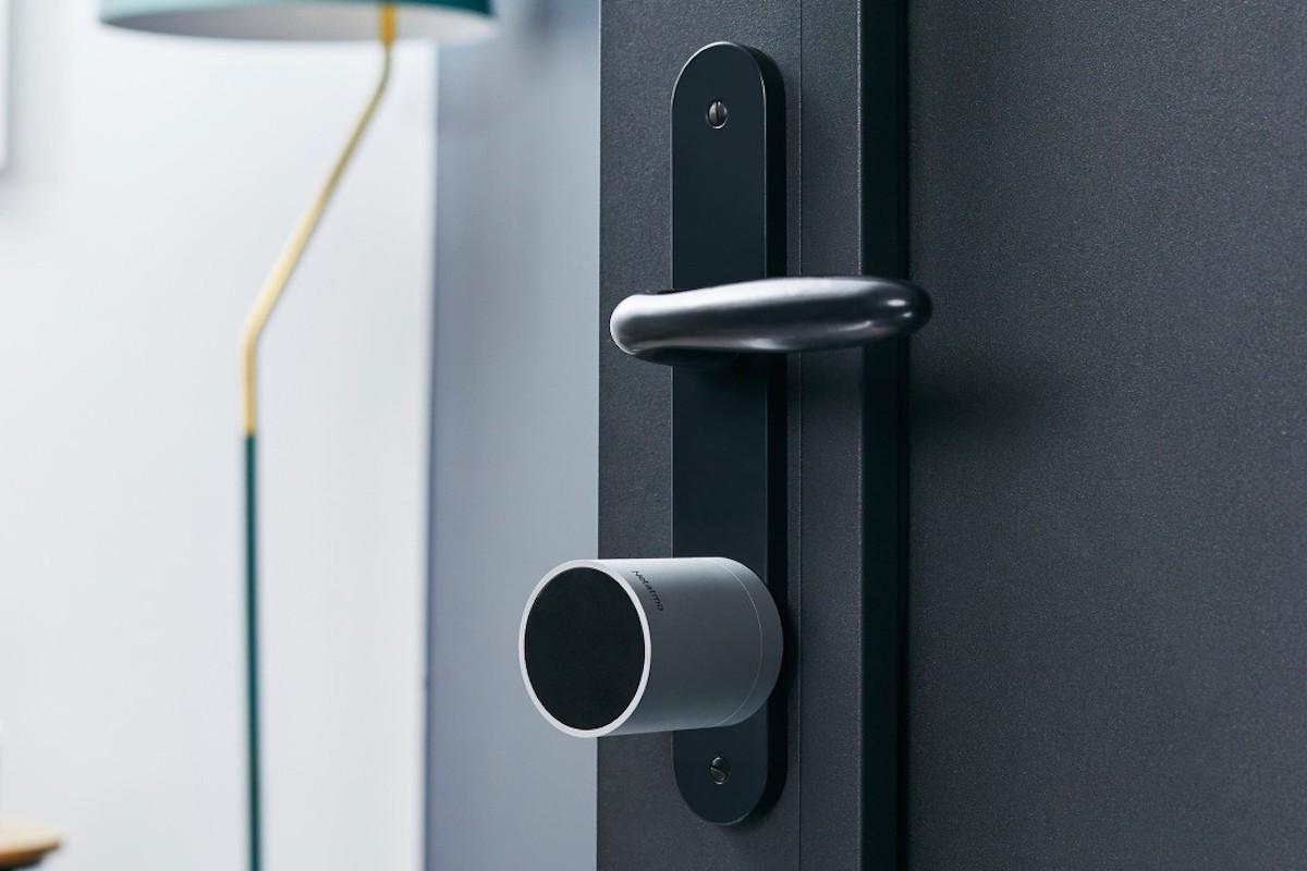 Netatmo Smart Door Lock and Keys for Home Security