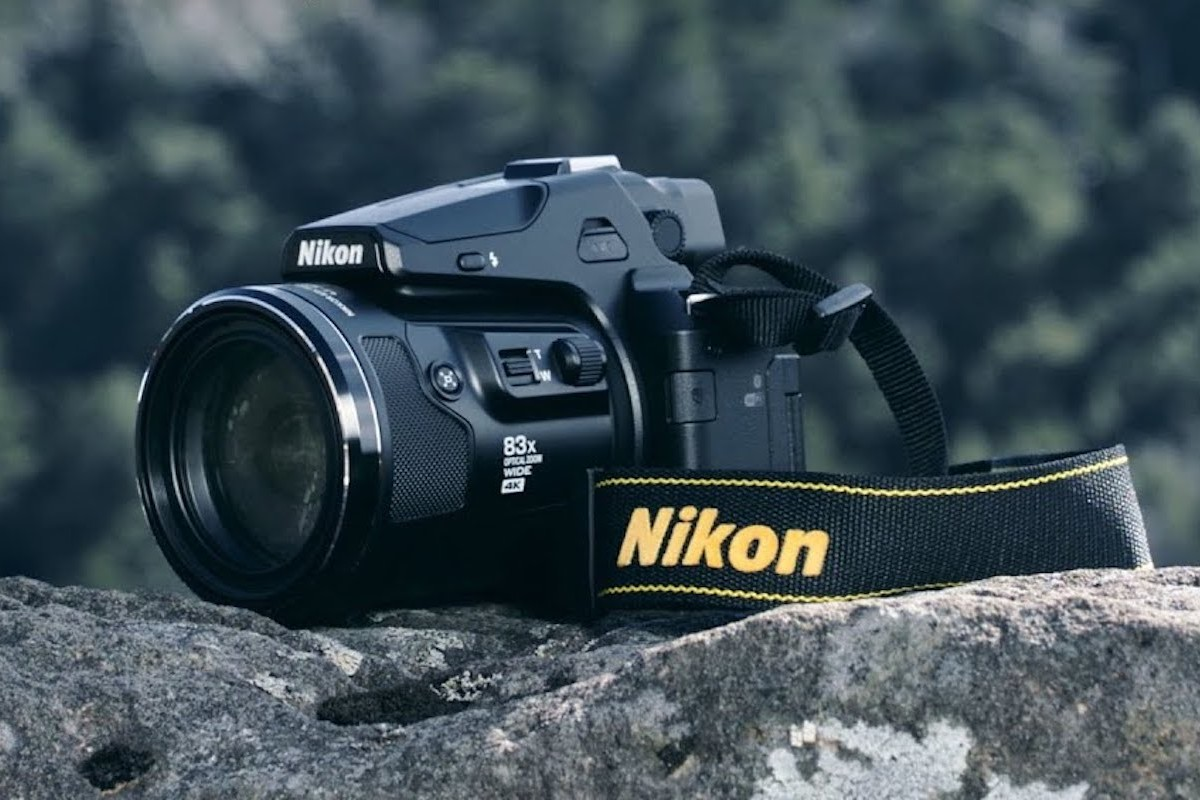 Nikon COOLPIX P950 Superzoom Camera lets you zoom in up to 83 times