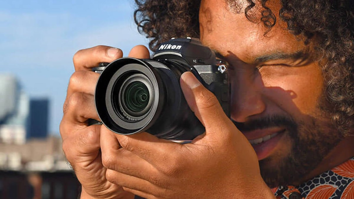 Nikon Z 50 Compact Beginner Camera is a super small mirrorless option