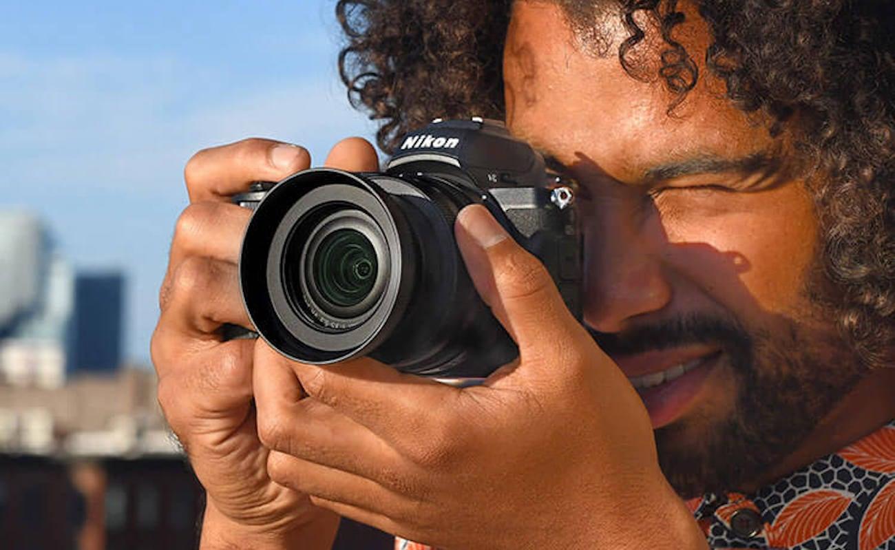 Nikon Z 50 Compact Beginner Camera is a super small mirrorless option