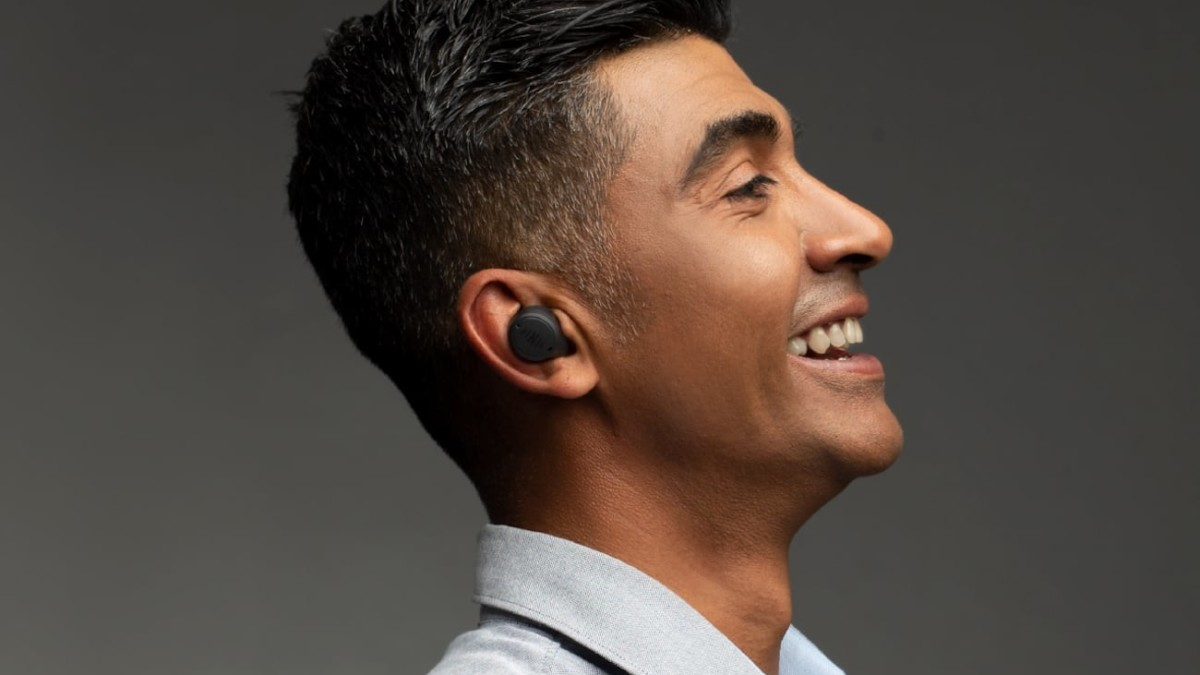 Nuheara IQbuds2 MAX Ear ID Earbuds adjust automatically to your preferences