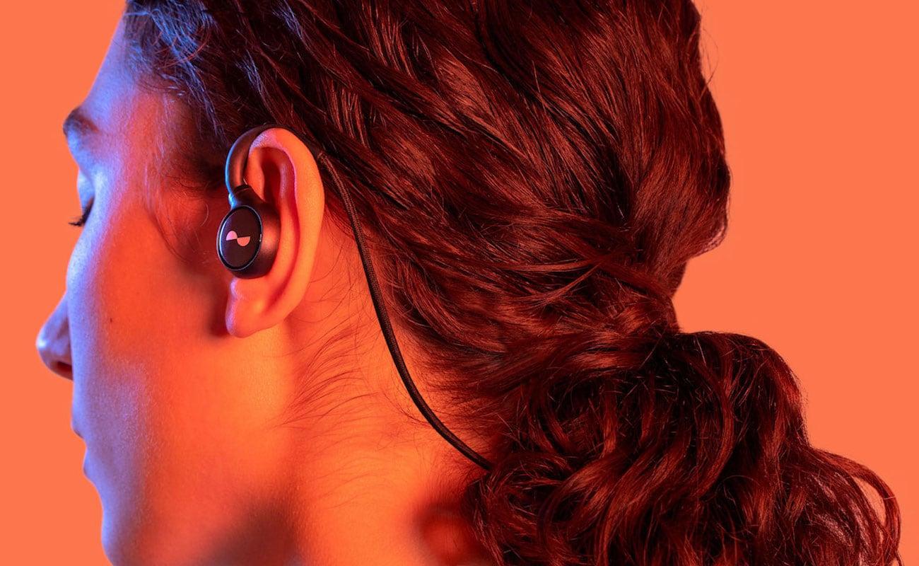 NuraLoop Smart Earbuds adapt to your hearing