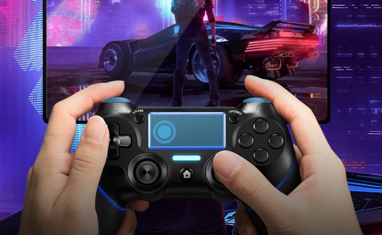 ORDA Wireless Gamepad PS4 Controller is compatible with a wide range of consoles