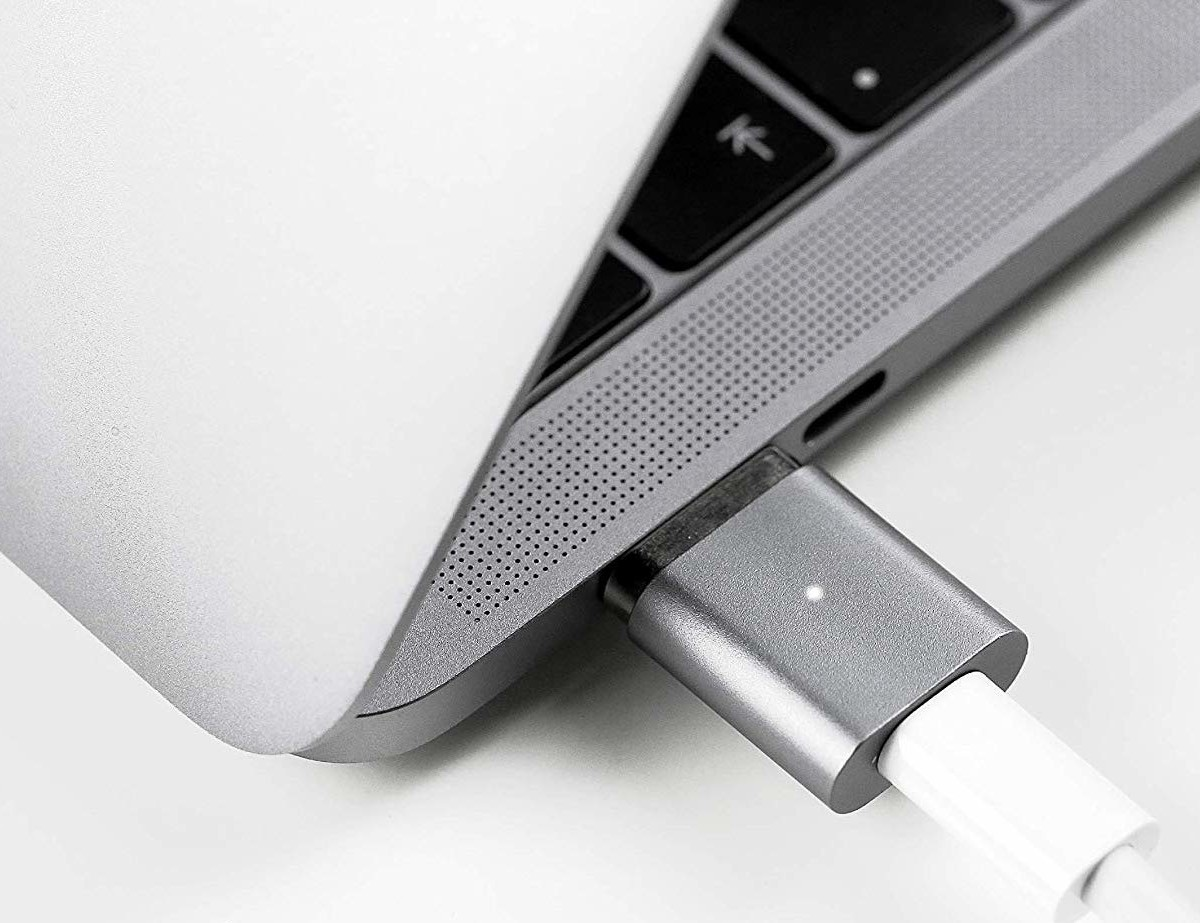 OneMore 20-Pin USB-C Adapter keeps your port safe by breaking away if it's under pressure