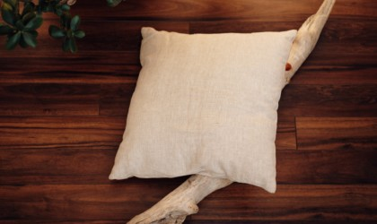 PILO Purifier Air-Purifying Throw Pillow