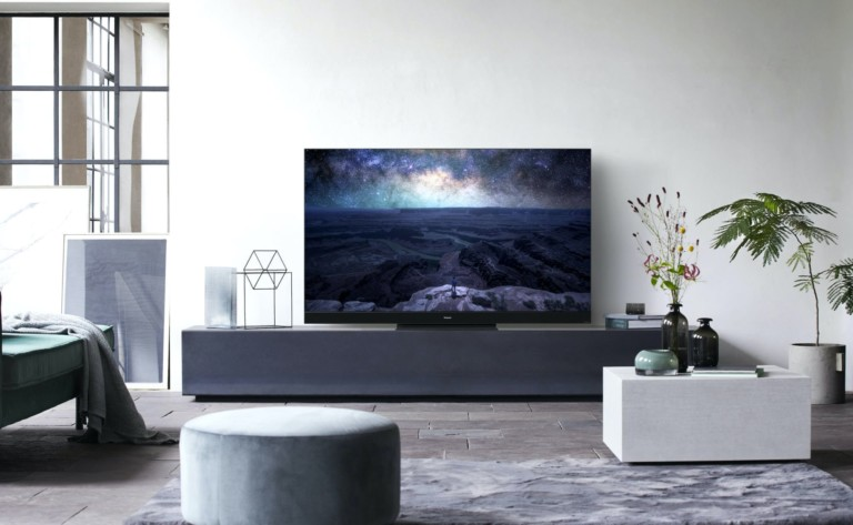 Panasonic HZ2000 HDR OLED TV plays your favorite classic films just as the creators intend
