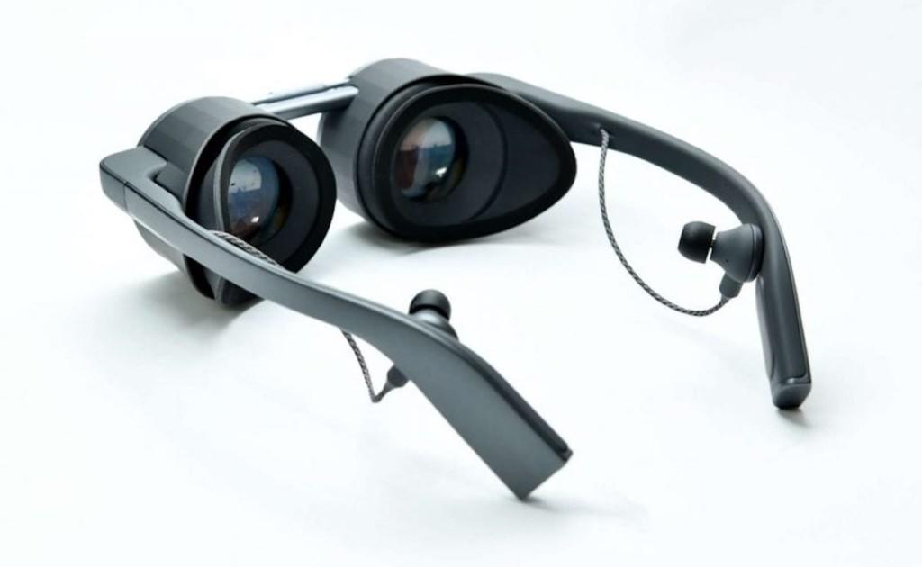 Panasonic VR Glasses support HDR
