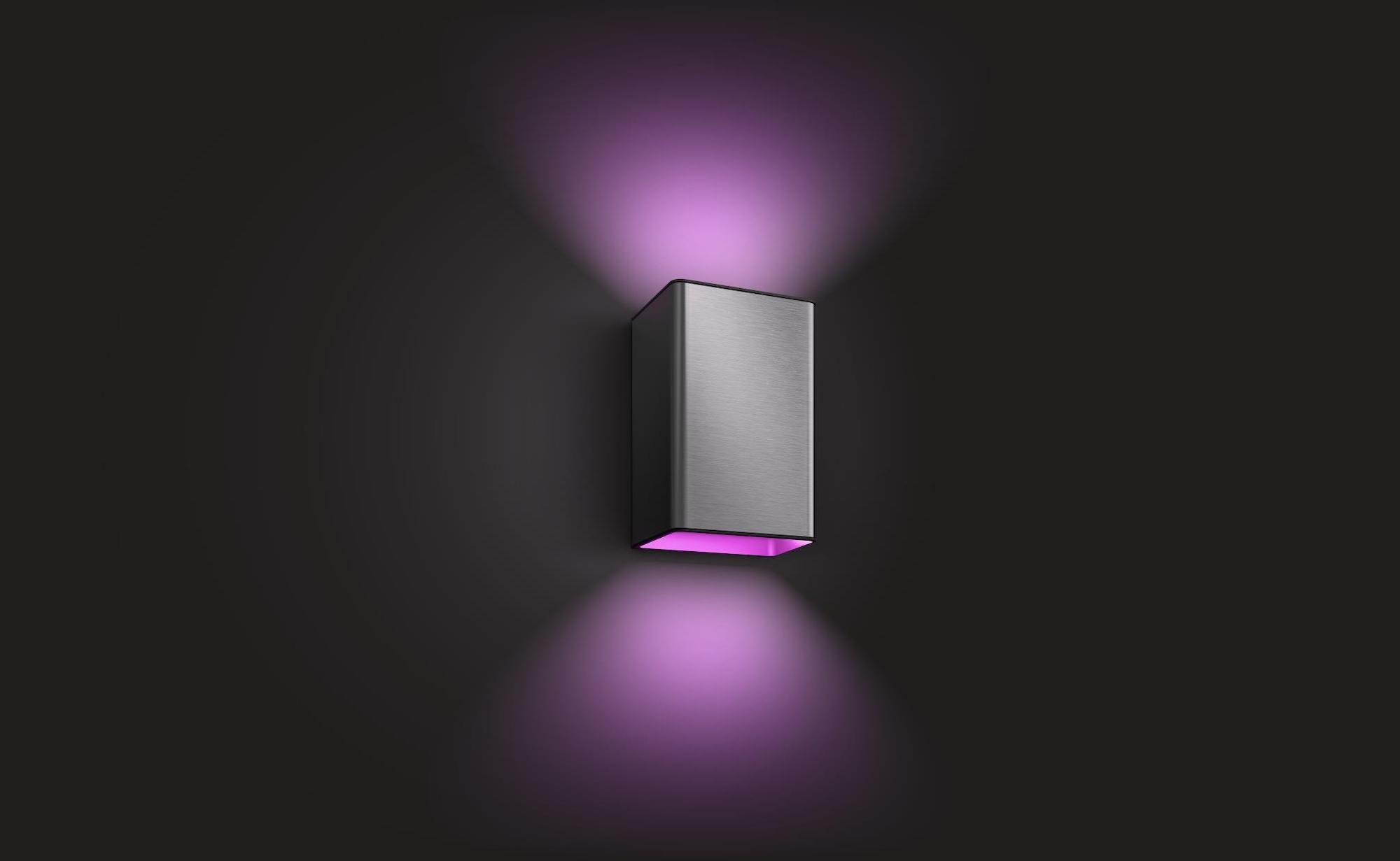 Philips Hue Resonate Sleek Outdoor Lamp
