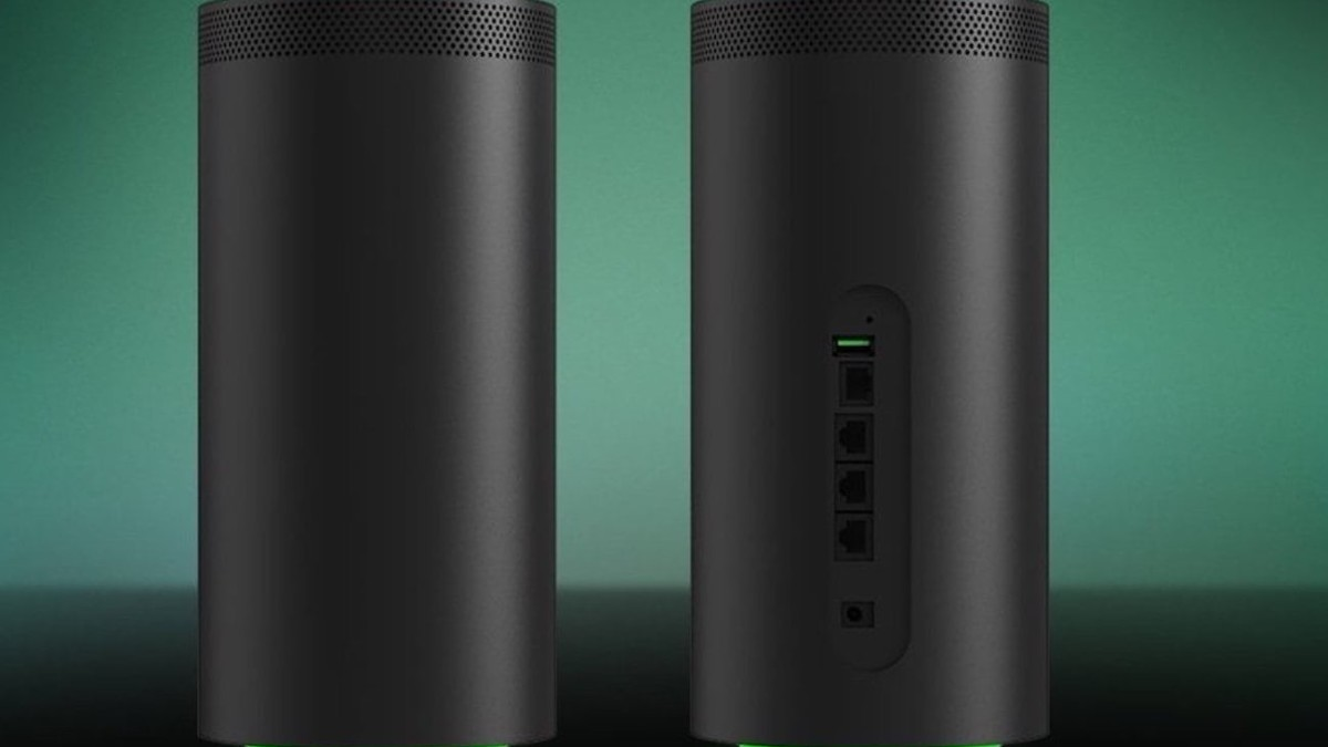 Razer Sila 5G Wireless Home Router doubles as a mobile hotspot