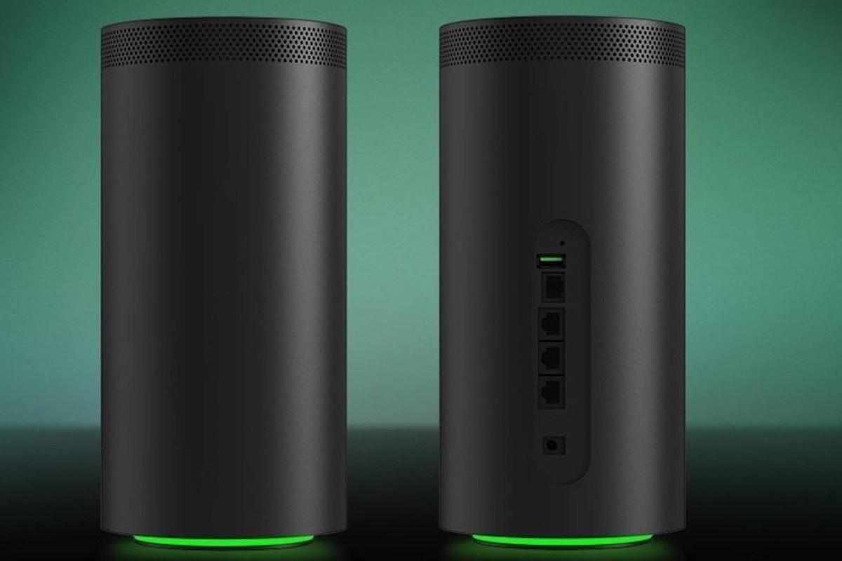 Razer Sila 5G Wireless Home Router doubles as a mobile hotspot