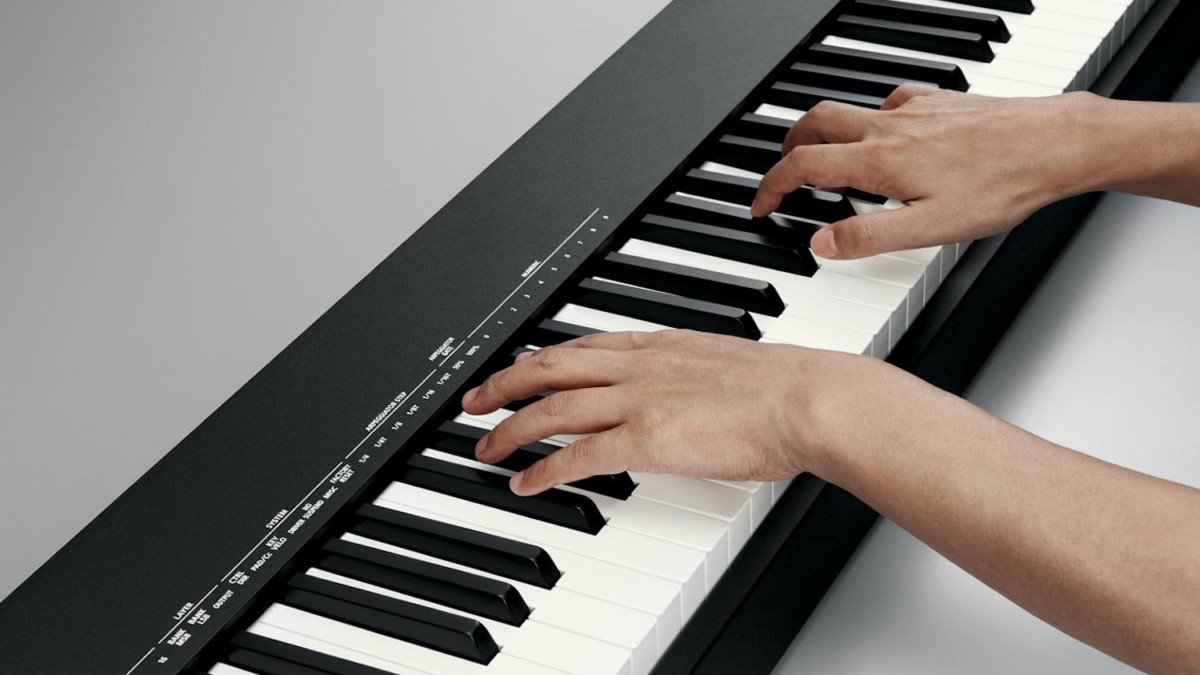 Roland A-88MKII MIDI Keyboard Controller feels like you're playing on an actual piano
