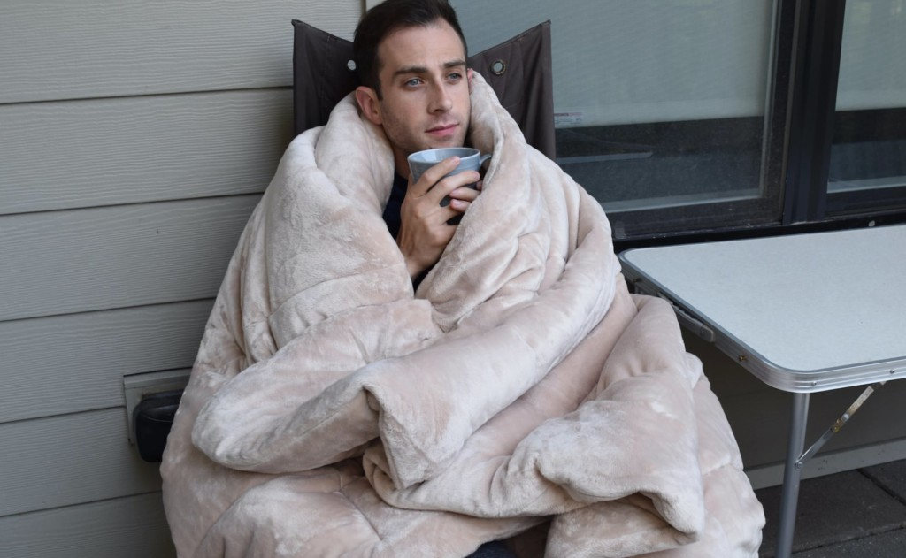 SOFF Ultra-Soft Winter Comforter