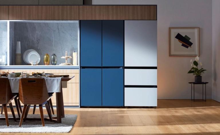 Samsung 4D-Flex BESPOKE Customizable Refrigerator