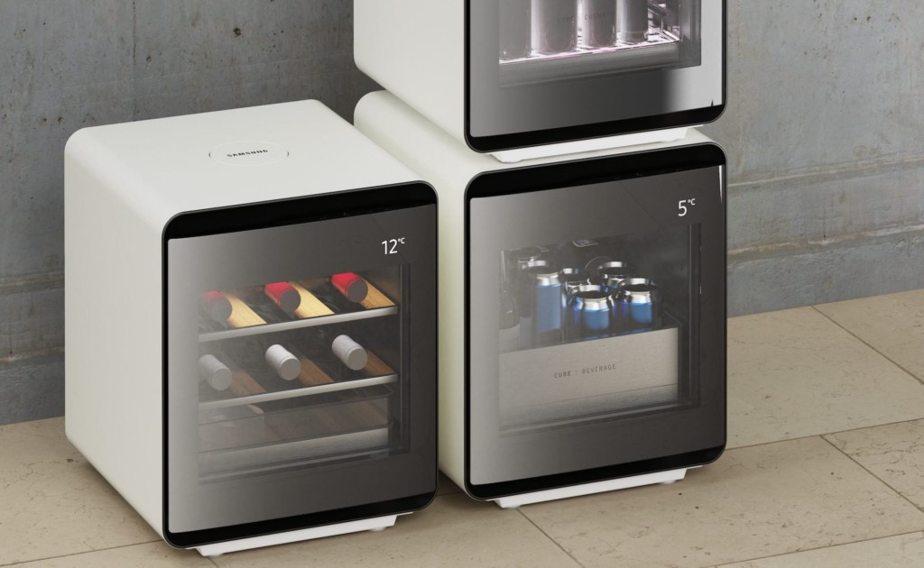 Samsung Cube Compact Refrigerator Series
