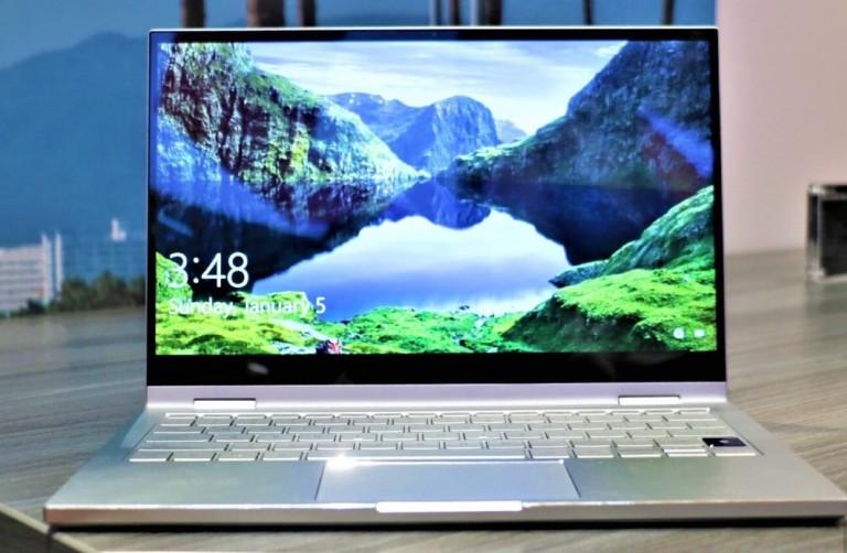 Samsung Galaxy Book Alpha Flex Laptop