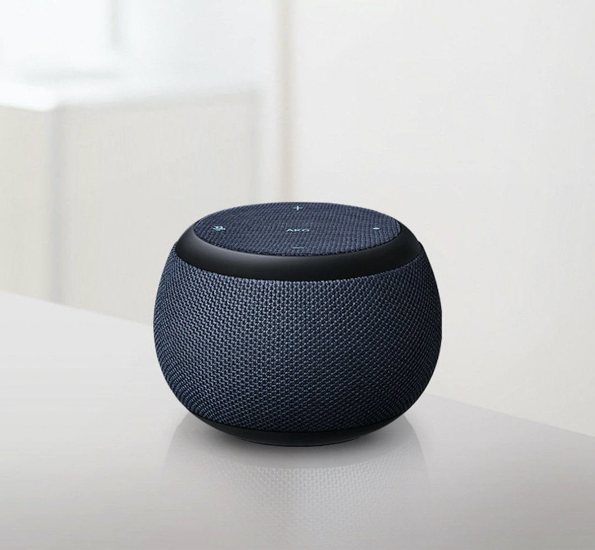 Samsung Galaxy Home Mini Smart Speaker works with Bixby to control your appliances