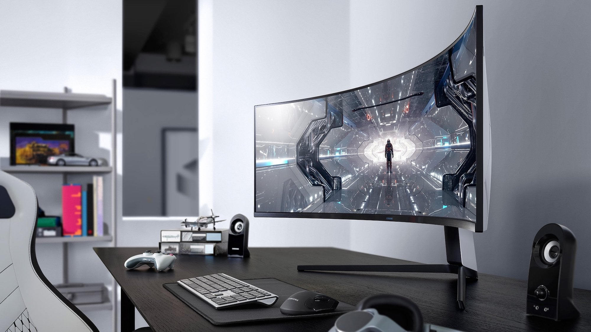 Samsung Odyssey G9 2021 curved gaming monitor boasts a Quantum MiniLED display