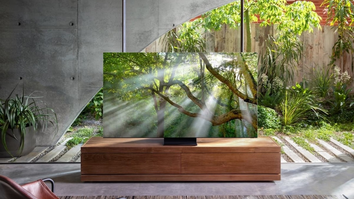 Samsung Zero-Bezel 8K TV has an AI Quantum Processor inside