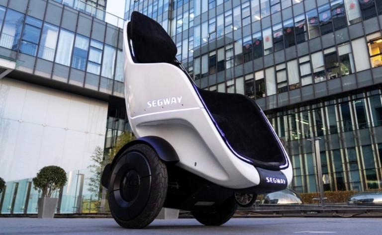 Segway-Ninebot S-Pod Two-Wheeled Vehicle