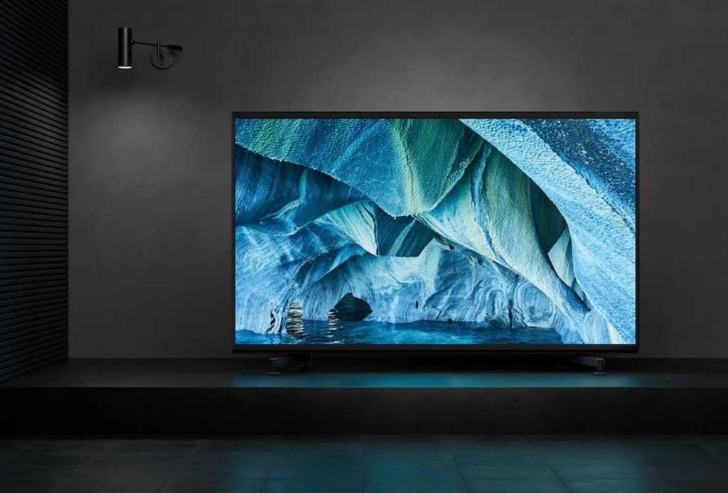 Sony Z9G MASTER Series LED 8K HDR Android TV