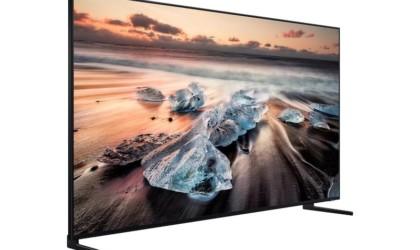 Samsung Class Q900 QLED Smart 8K UHD TV
