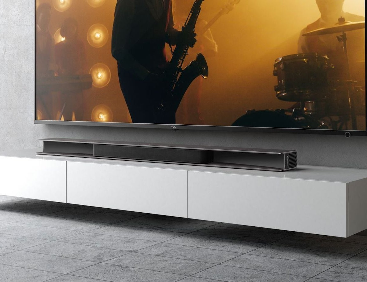 TCL Alto 9+ immersive soundbar is ready to work with your Roku TV
