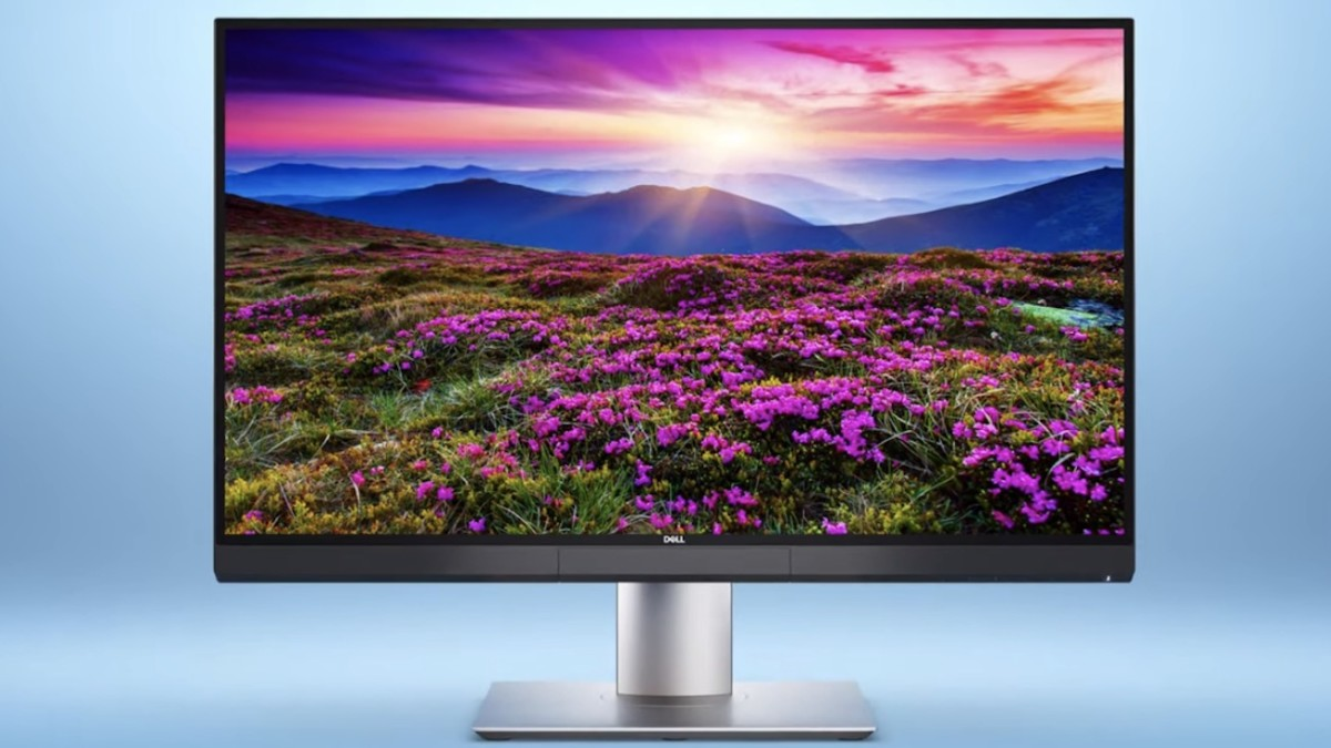 The Dell UltraSharp 27 4K PremierColor Monitor comes with exceptional details